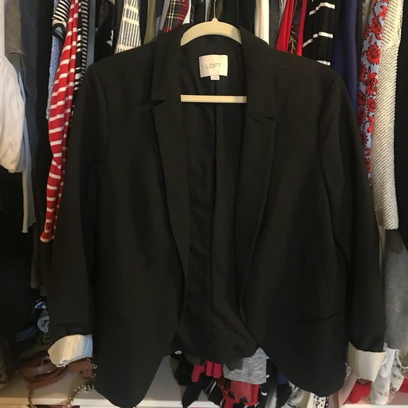 LOFT Jackets & Blazers - perfect black blazer